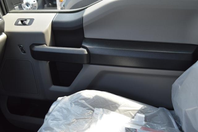 2018 F-550 Regular Cab DRW 4x4,  Switch N Go Landscape Dump #N7314 - photo 14
