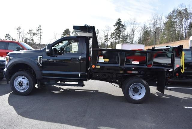 2018 F-550 Regular Cab DRW 4x4,  Iroquois Brave Series Steel Dump Body #N7316 - photo 4