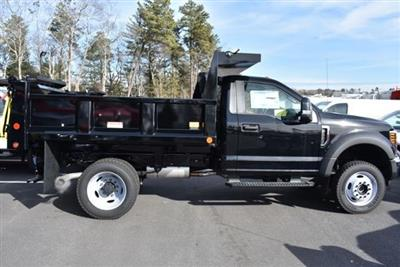 2018 F-550 Regular Cab DRW 4x4,  Iroquois Brave Series Steel Dump Body #N7316 - photo 2