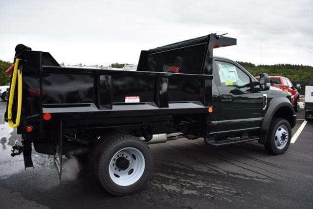 2018 F-550 Regular Cab DRW 4x4,  Iroquois Dump Body #N7318 - photo 1