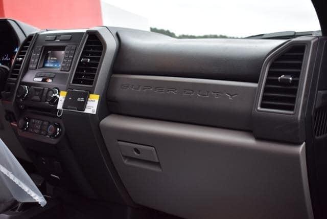 2018 F-550 Regular Cab DRW 4x4,  Iroquois Brave Series Steel Dump Body #N7318 - photo 10
