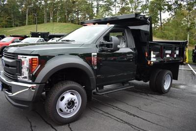 2018 F-550 Regular Cab DRW 4x4,  Iroquois Brave Series Steel Dump Body #N7318 - photo 5