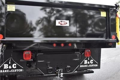 2018 F-550 Regular Cab DRW 4x4,  Iroquois Brave Series Steel Dump Body #N7318 - photo 7