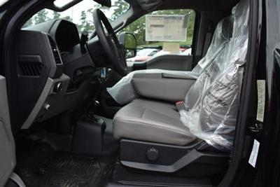 2018 F-550 Regular Cab DRW 4x4,  Iroquois Brave Series Steel Dump Body #N7318 - photo 8