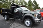 2018 F-550 Regular Cab DRW 4x4,  Iroquois Brave Series Steel Dump Body #N7318 - photo 3