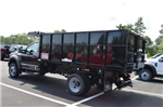2018 F-550 Regular Cab DRW 4x4,  Reading Landscaper SL Landscape Dump #N7387 - photo 3