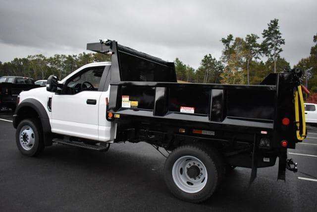 2018 F-550 Regular Cab DRW 4x4,  Iroquois Brave Series Steel Dump Body #N7393 - photo 4