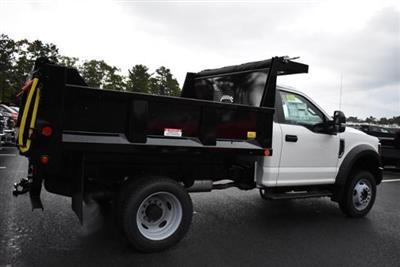 2018 F-550 Regular Cab DRW 4x4,  Iroquois Brave Series Steel Dump Body #N7393 - photo 3