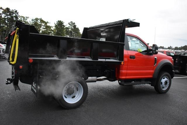 2018 F-550 Regular Cab DRW 4x4,  Iroquois Dump Body #N7394 - photo 1