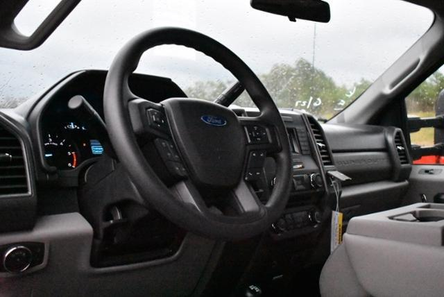 2018 F-550 Regular Cab DRW 4x4,  Iroquois Brave Series Steel Dump Body #N7394 - photo 7