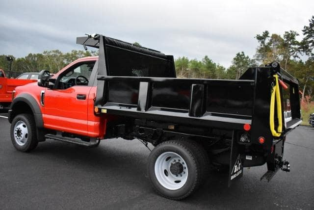 2018 F-550 Regular Cab DRW 4x4,  Iroquois Brave Series Steel Dump Body #N7394 - photo 4