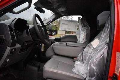 2018 F-550 Regular Cab DRW 4x4,  Iroquois Brave Series Steel Dump Body #N7394 - photo 6