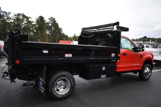 2018 F-350 Regular Cab DRW 4x4,  Dump Body #N7414 - photo 1