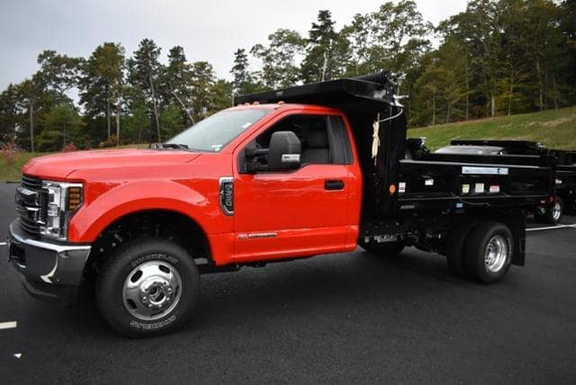 2018 F-350 Regular Cab DRW 4x4,  Iroquois Brave Series Steel Dump Body #N7414 - photo 5