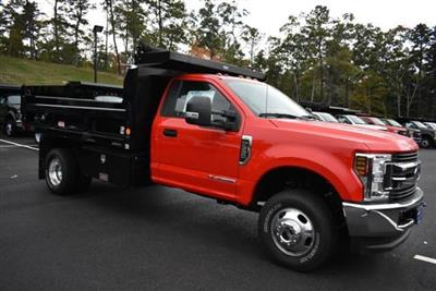 2018 F-350 Regular Cab DRW 4x4,  Iroquois Brave Series Steel Dump Body #N7414 - photo 3