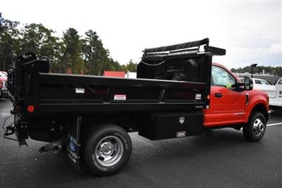 2018 F-350 Regular Cab DRW 4x4,  Iroquois Brave Series Steel Dump Body #N7414 - photo 2