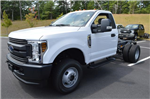2018 F-350 Regular Cab DRW 4x4,  Cab Chassis #N7435 - photo 1