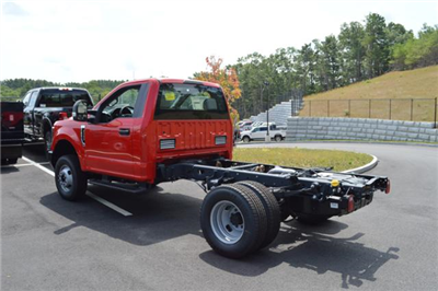 2018 F-350 Regular Cab DRW 4x4,  Cab Chassis #N7436 - photo 2