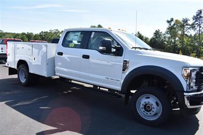 2019 F-450 Crew Cab DRW 4x4,  Reading Classic II Aluminum  Service Body #N7496 - photo 1