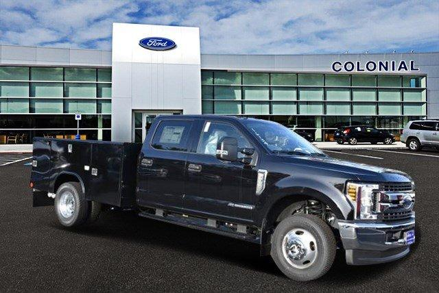 2019 F-350 Crew Cab DRW 4x4,  Reading Service Body #N7508 - photo 1