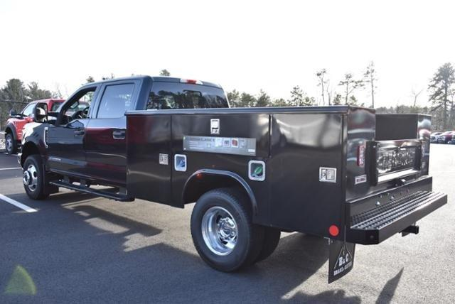 2019 F-350 Crew Cab DRW 4x4,  Reading Classic II Aluminum  Service Body #N7508 - photo 5