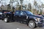 2019 F-350 Crew Cab DRW 4x4, Reading Classic II Aluminum  Service Body #N7508 - photo 3