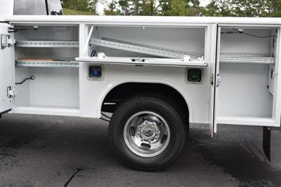 2019 F-350 Crew Cab DRW 4x4,  Reading Classic II Aluminum  Service Body #N7509 - photo 5
