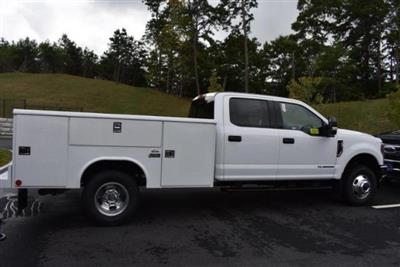 2019 F-350 Crew Cab DRW 4x4,  Reading Classic II Aluminum  Service Body #N7509 - photo 27