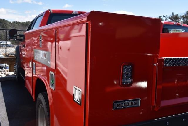 2019 F-450 Crew Cab DRW 4x4,  Reading SL Service Body #N7512 - photo 4