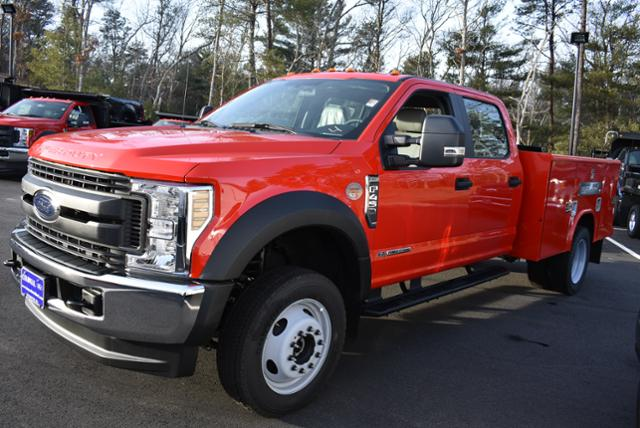 2019 F-450 Crew Cab DRW 4x4,  Reading Classic II Aluminum  Service Body #N7513 - photo 1