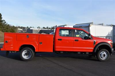 2019 F-450 Crew Cab DRW 4x4,  Reading Classic II Aluminum  Service Body #N7513 - photo 2