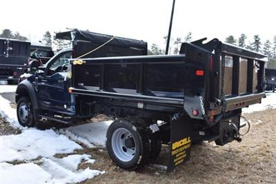 2019 F-550 Regular Cab DRW 4x4,  Air-Flo Pro-Class Dump Body #N7526 - photo 4