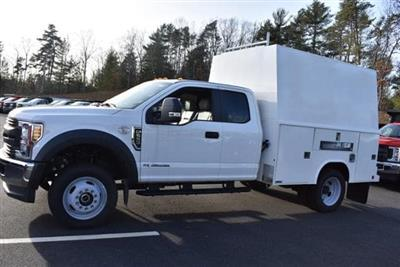 2018 F-550 Super Cab DRW 4x4,  Reading Panel Service Body #N7550 - photo 7