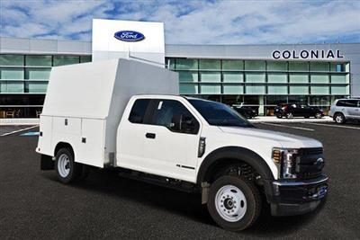 2018 F-550 Super Cab DRW 4x4,  Reading Panel Service Body #N7550 - photo 1