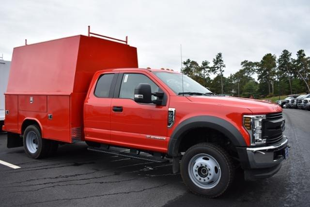 2018 F-550 Super Cab DRW 4x4,  Reading Service Body #N7551 - photo 3