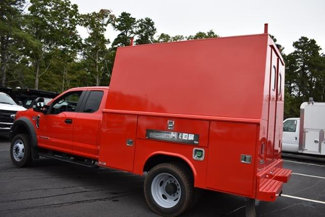 2018 F-550 Super Cab DRW 4x4,  Reading Panel Service Body #N7551 - photo 4