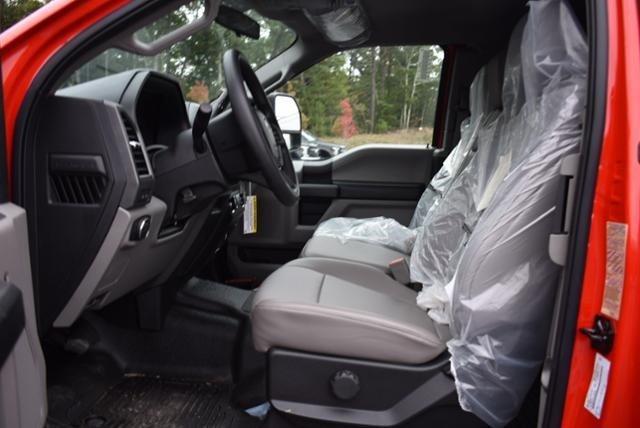 2018 F-550 Super Cab DRW 4x4,  Reading Panel Service Body #N7551 - photo 8