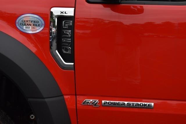 2018 F-550 Super Cab DRW 4x4,  Reading Panel Service Body #N7551 - photo 14