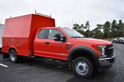 2018 F-550 Super Cab DRW 4x4,  Reading Panel Service Body #N7551 - photo 3