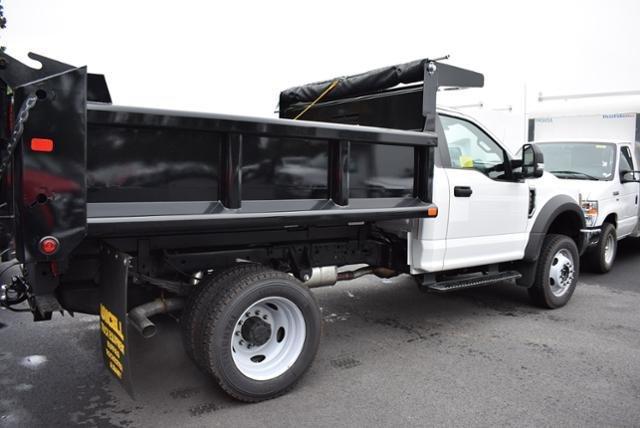 2019 F-550 Regular Cab DRW 4x4,  Air-Flo Dump Body #N7553 - photo 1