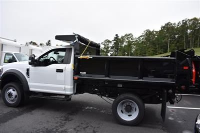 2019 F-550 Regular Cab DRW 4x4,  Air-Flo Pro-Class Dump Body #N7553 - photo 5