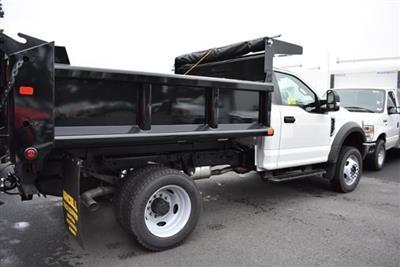 2019 F-550 Regular Cab DRW 4x4,  Air-Flo Pro-Class Dump Body #N7553 - photo 2