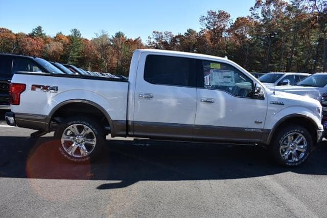 2018 F-150 SuperCrew Cab 4x4,  Pickup #N7569 - photo 4