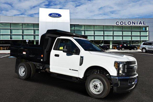 2019 F-350 Regular Cab DRW 4x4,  Reading Dump Body #N7601 - photo 1