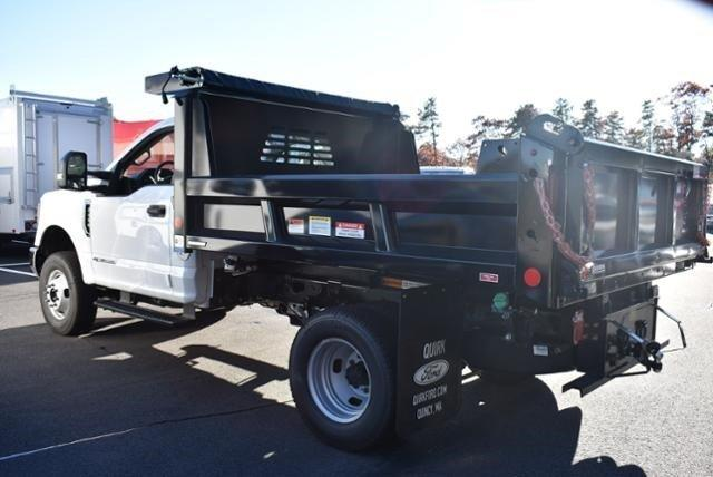 2019 F-350 Regular Cab DRW 4x4,  Reading Marauder Standard Duty Dump Body #N7601 - photo 4