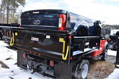 2019 F-550 Regular Cab DRW 4x4,  Crysteel E-Tipper Dump Body #N7639 - photo 2