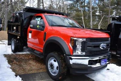 2019 F-550 Regular Cab DRW 4x4,  Crysteel E-Tipper Dump Body #N7639 - photo 15