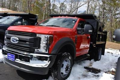 2019 F-550 Regular Cab DRW 4x4,  Crysteel E-Tipper Dump Body #N7639 - photo 18