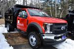 2019 F-550 Regular Cab DRW 4x4,  Crysteel E-Tipper Dump Body #N7639 - photo 3