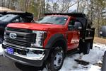 2019 F-550 Regular Cab DRW 4x4,  Crysteel E-Tipper Dump Body #N7639 - photo 5